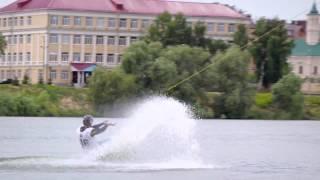 Видео отчет, посвященный открытому Чемпионату Поволжья Volga Open Wake Cup 2014