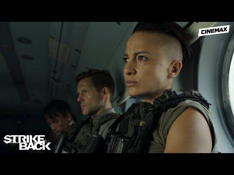 Strike Back | Official Clip - Season 7 Episode 7 | Cinemax
