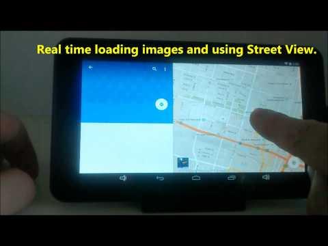 iDeaUSA CT7 Kilgore Amazon Review Quad Core IPS Display tablet
