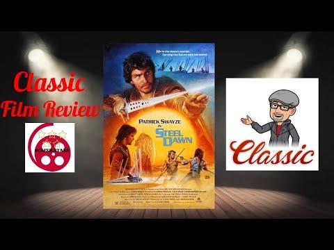 Steel Dawn (1987) Classic Film Review (Patrick Swayze)