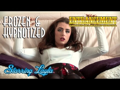 Hypnotized Girl Layla (Entrancement Preview) Director's Choice (видео)