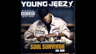 Young Jeezy Ft Akon - Soul Survivor (Clear BassBoosted)