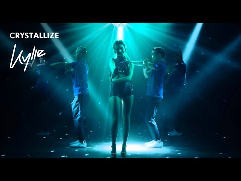 Kylie Minogue – Crystallize