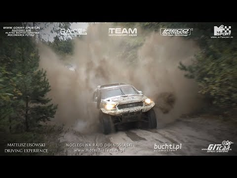 Baja Inter Cars 2017 | ACTION by MotoRecords.pl - Rajdy Terenowe