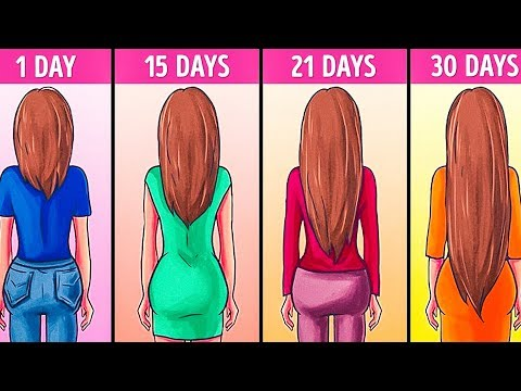 10 Simple Tips That Will Make Your Hair Grow Faster