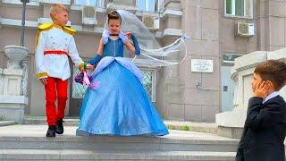 Video Принцесса НЕВЕСТА! Сказочная свадьба!!! MP3, 3GP, MP4, WEBM, AVI, FLV Juni 2019