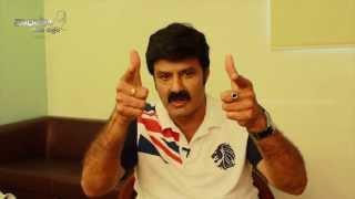 BalaKrishna about Legend audio launch
