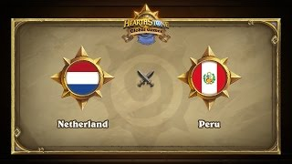 NLD vs PER, game 1