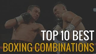 Top 10 Boxing Combinations