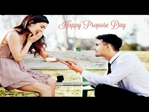 Happy Propose Day Video Images
