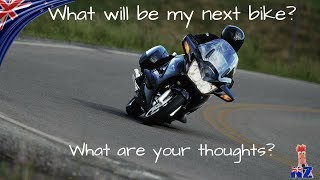 7. What will my next bike be? - ST1300 or FJR1300 - New Zealand