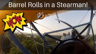 Fayetteville (WV) United States  City pictures : Stearman Biplane Aerobatic Ride | Fayetteville, WV | HD