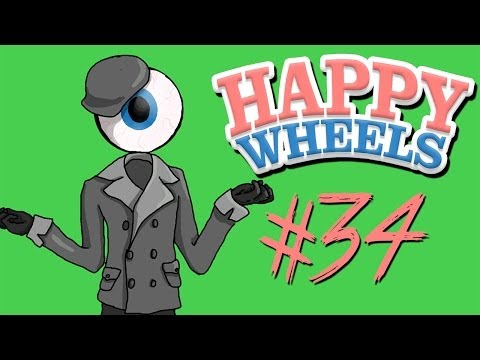 Happy Wheels – Part 34 | JACKSEPTICEYE RAP!