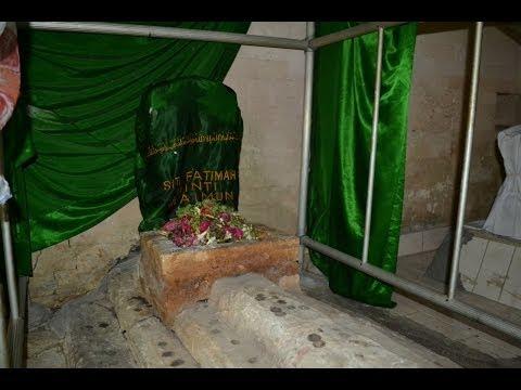 Makam Siti Fatimah Binti Maimun Dan Dayang-dayangnya