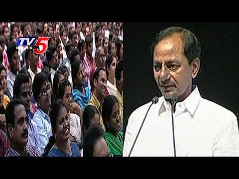 CM KCR Full Speech At Rythu Hitha Meeting | Hitex