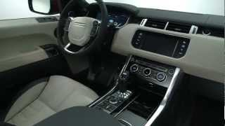 2014 Land Rover Range Rover Sport - Interior