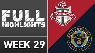 HIGHLIGHTS | Toronto FC 1-1 Philadelphia Union by Major League Soccer