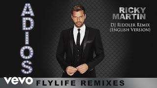 Ricky Martin - Adiós (DJ Riddler Remix (English Version)) (Cover Audio)