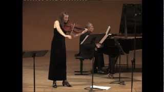 Voila, by Gerald Glynn, with Cornelia Petroiu-viola and Mihail Virtosu-piano