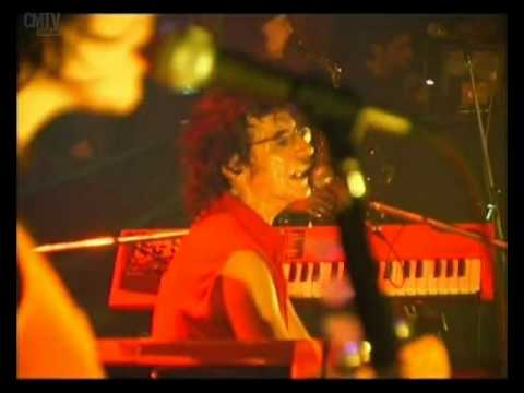 Charly García video Fanky - Roxy - Mar del Plata 2002