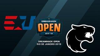eUnited vs FURIA - DreamHack Open Rio 2019 - map2 - de_nuke [ceh9]