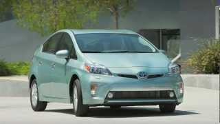 Real World Test Drive 2012 PRIUS Plug-in