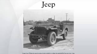 5. Jeep