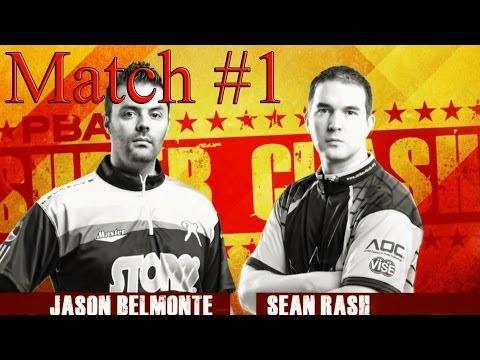 Super Clash vs Sean Rash game 1