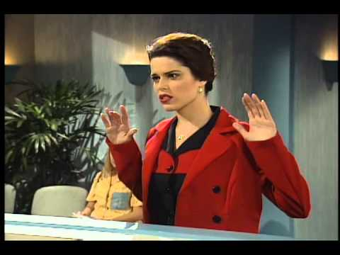 madtv - Guest starring Neve Campbell, Season 2, Episode 5.