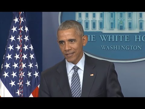 Watch President Obama s Final Press Conference