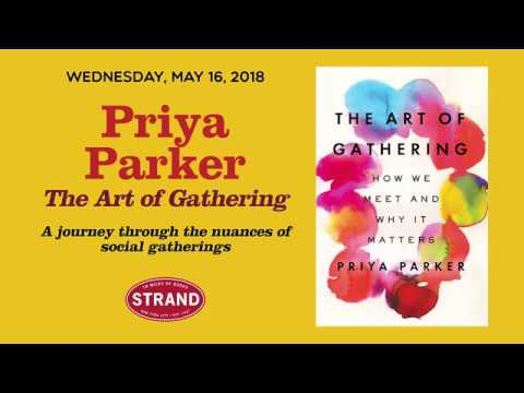 Priya Parker | The Art of Gathering