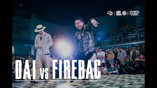 Dai vs Fire Bac – OBS vol.12 Day3 Popping Best8