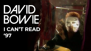David Bowie - I Cant Read '97 (Official Video)