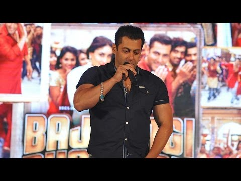 Salman Khan Reveals Inside Details Of Aaj Ki Party