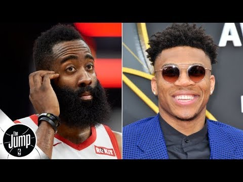 Video: James Harden's MVP argument is a 'tired' take – Royce Young | The Jump