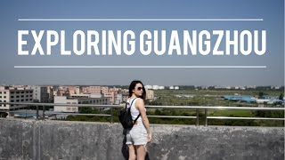 Guangzhou China  city photos gallery : Exploring Guangzhou, China