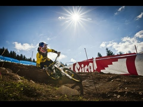 Mountain bike 4 cross competition – UCI World Cup 2013