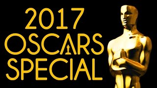 "WATCH all of Jon's Oscars coverage -- http://bit.ly/JPOscarsEpisode #201: The 2017 Oscars SpecialIn the seventh annual ""Movie Night Oscars Special"", Jon reviews all nine 2016 Best Picture nominees, and makes his predictions for who will win the ceremony's top three awards.VISIT the ""Movie Night Archive"" for individual reviews and trailer commentaries: http://bit.ly/JPMNYT WATCH more full-episodes of ""Movie Night: http://bit.ly/JogJPMNREAD my un-filmed reviews / scripts: http://bit.ly/JPMNNotFilmedFOLLOW me on Letterboxd to see what I'm watching / rating: http://bit.ly/JonLetterboxdTonight's Films:• Arrival (2016) - Artistically impressive, but somewhat unsatisfying, 8/10.• Fences (2016) - Show-stopping performances make up for unengaging style, 8/10.• Hacksaw Ridge (2016) - The best war film in decades, and an unflinching experience, 9/10.• Hell Or High Water (2016) - Thrilling moments involving redeemable anti-heros, 7/10.• Hidden Figures (2016) - Although predictable, this is a relatively entertaining bio-pic, 8/10.• La La Land (2016) - Gorgeous visuals, compelling characters, and memorable music, 9/10.• Lion (2016) - Gripping account of a heartbreaking true story with a very emotional climax, 9/10.• Manchester By The Sea (2016) - Heartbreaking drama thanks to understated performances, 8/10.• Moonlight (2016) - A deep story propels this contained indie-film to award-winning heights, 9/10.Review Next Episode's Films:• Anaconda (1997)• Anacondas: The Hunt For The Blood Orchid (2004)• Anaconda 3: Offspring (2008)• Anacondas: Trail Of Blood (2009)• Lake Placid Vs. Anaconda (2015)~~ Movie Night ~~From inside Hollywood's Chinese Theater, film critic Jonathan Paula shares in-depth and spoiler-free movie reviews on everything from new releases to classics from years past. Presented with a polished style, each episode contains three or more reviews centered around a specific theme - with each movie rated on a 1-10 scale. New episodes twice a month, with single-review uploads and trailer reactions also available on the ""MovieNight"" channel.Born in February 1986, Jonathan Paula is a professional YouTuber, creator of ""Is It A Good Idea To Microwave This?"", and founder of Jogwheel Productions - a new media production company. Jon graduated from Emerson College in 2008 with a degree in Television Production / Radio Broadcasting. He currently lives in Rockingham, NH with his wife Rebecca.~~ Jogwheel Shows ~~Movie Night ----------------------- http://bit.ly/JogJPMN The Microwave Show -------- http://bit.ly/JogTMSDon't Eat The Spam ----------- http://bit.ly/JogSpamGame Time Hangouts -------- http://bit.ly/JogGameJogwheel Originals ------------- http://bit.ly/JogOriginalsRoller Coaster Commotion - http://bit.ly/JogRCCLive Time ---------------------------- http://bit.ly/JogLiveWeird Part Of YouTube ------- http://bit.ly/JogWeird3 Steps To Success ------------ http://bit.ly/Jog3Steps~~ Jon's Other Channels ~~Jon's World (2nd Channel) - http://bit.ly/JonWorldMovie Night Archive ----------- http://bit.ly/JPMNYTThe Microwave Show --------- http://bit.ly/TMSArchiveuStream Live Shows ----------- http://bit.ly/JogLive~~ Social Media & Merch ~~Twitter ------------------- http://bit.ly/JonTWFacebook --------------- http://bit.ly/JonFBFanInstagram --------------- http://bit.ly/JonInstaPatreon ------------------- http://bit.ly/JonPatreonLetterboxd -------------- http://bit.ly/JonLetterboxdT-Shirts ------------------- http://bit.ly/JogStore~~ Technical ~~Created by ------ Jonathan PaulaCamera ----------- Panasonic HMC-150Microphone ----- Sennheiser ME 66Software --------- Adobe Premiere Pro CC 2015Computer ------- http://bit.ly/JonPaulaPC• Jogwheel Productions © 2017 •~"