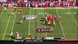 TJ McDonald vs Arizona (2012)