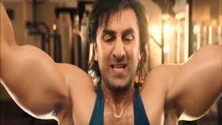 Video Secret-Ranbir Kapoor Amazing Body Transformation For SANJU MP3, 3GP, MP4, WEBM, AVI, FLV Juni 2018