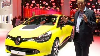 New Renault Clio at the Paris Motor Show - Auto Express