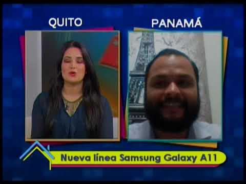 Nueva línea Samsung Galaxy A