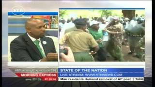 Morning Express 26th May 2016 - State of the Nation
