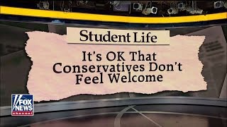 College Paper Publishes Student Op-ed Slamming Conservative Ideas: 'Not Equal to Liberal & Left'
