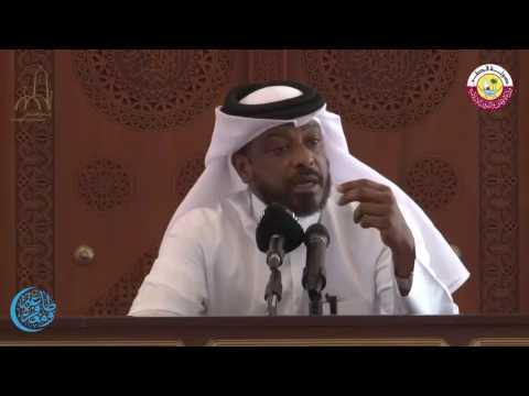درس العصر بجامع الإمام محمد بن عبد الوهاب للشيخ د/ عايش القحطاني - الأثنين 22 رمضان 1437 هـ
