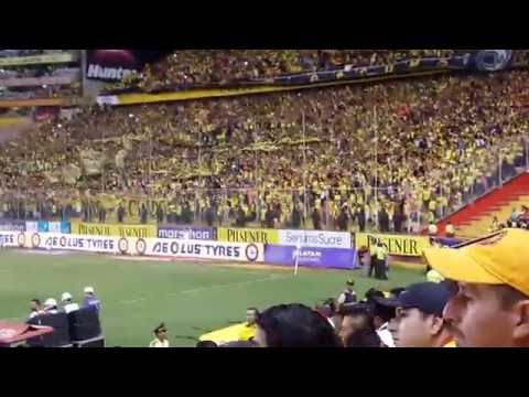 Soy del Barce + Eres lo mas grande del astillero - Barcelona 1 - Nacional 0 ( 4k UHD ) - Sur Oscura - Barcelona Sporting Club