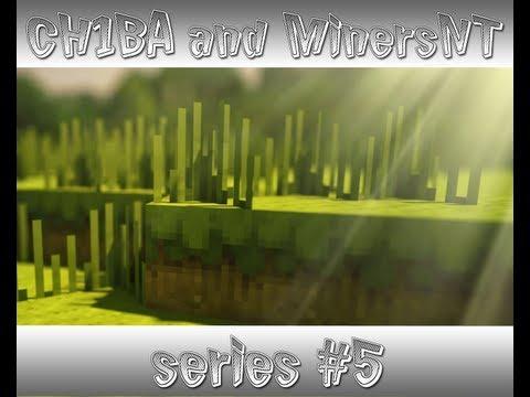 Играем в Minecraft совместно с Чибой - серия #5 Финал