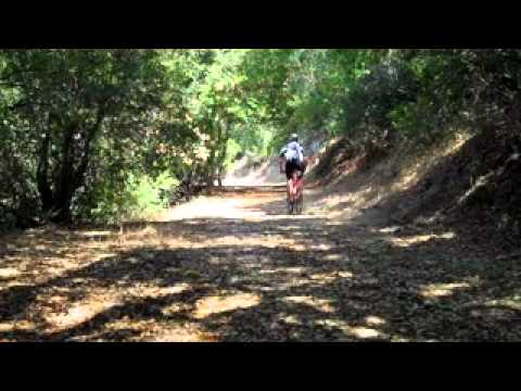 almaden quicksilver mountai bike.mp4 (видео)