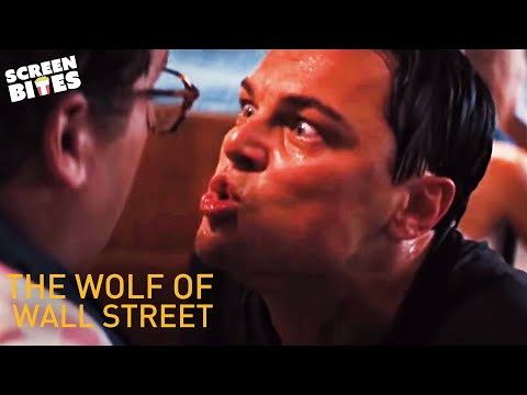 I Will Not Die Sober | The Wolf Of Wall Street | SceneScreen