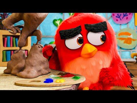 THE ANGRY BIRDS MOVIE All Movie Clips (2016)